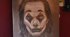 Joker houtskool